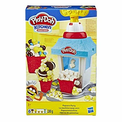 Play Doh Popcorn party E5110