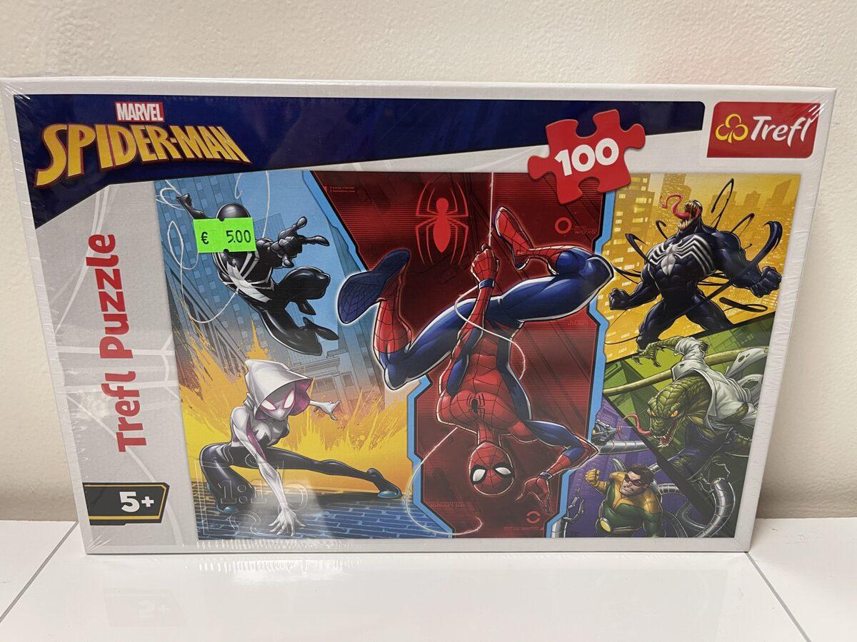 Trefl puzle Marvel Spiderman 100 gab