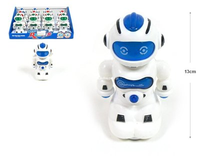 Mini robots, 13 cm, interaktīvs