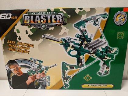 Fantastic Elita Blaster ierocis