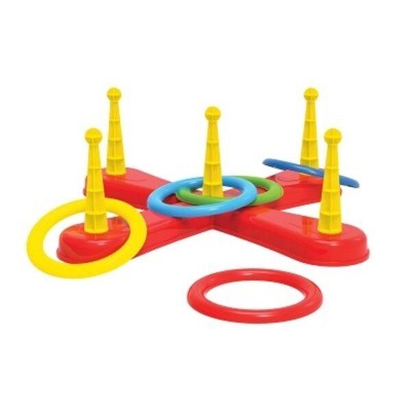 Bērnu spēle ar riņķīšiem 3404