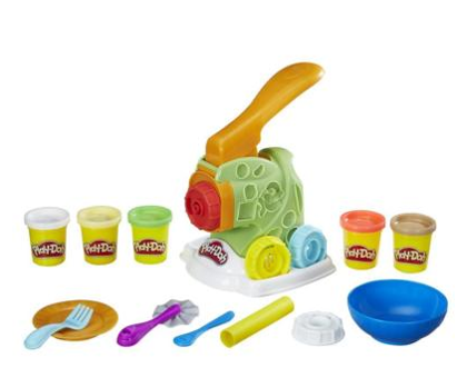 Play Doh Kitchen Creations Makaronu pagatavošana B9013