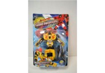 Transformers Speed Hegemony