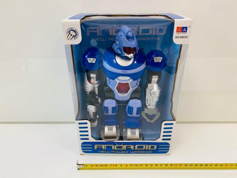 Interaktīvs robots