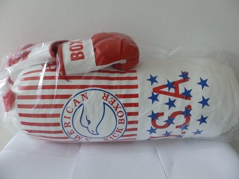SMOK boksa maiss ar cimdiem lielais Nr. 4
