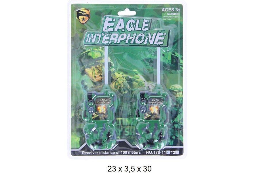 Spēļu rācija Eagle Interphone