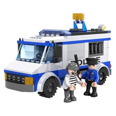 Konstruktors COGO Policija
