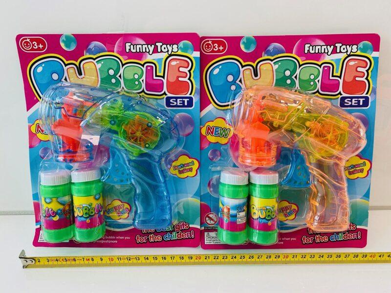 Burbuļļu piestole Funny Toys Bubble