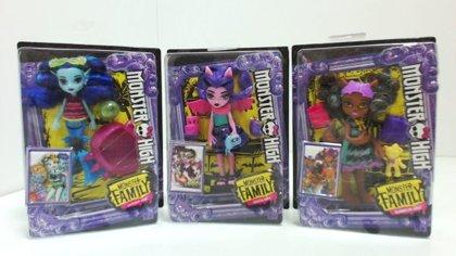 Mattel MONSTER HIGH Family mini lelle ar aksesuāriem, FCV65 /4