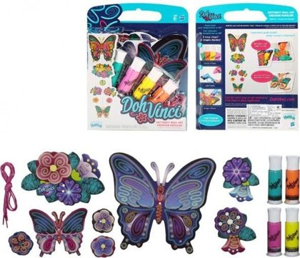 Play Doh DohVinci A9210 Butterflay Wall