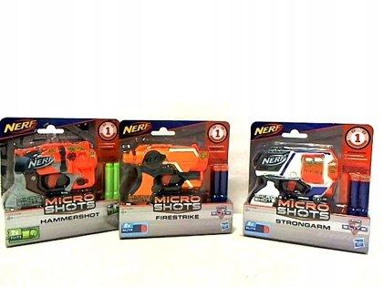 Hasbro Nerf MICRO SHOTS ierocis MIX