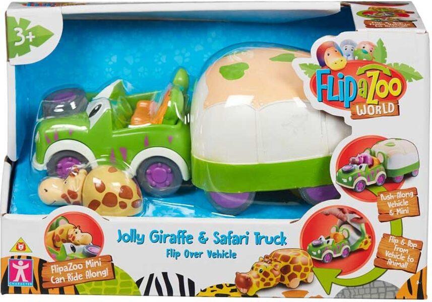 FLIPAZOO World rotaļlieta