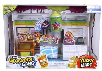 COBI Grosseery gang Trash pack FE MARKET Supermarkets