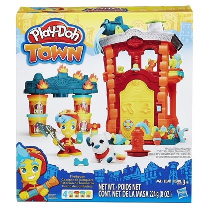 Play Doh Town Firehaouse