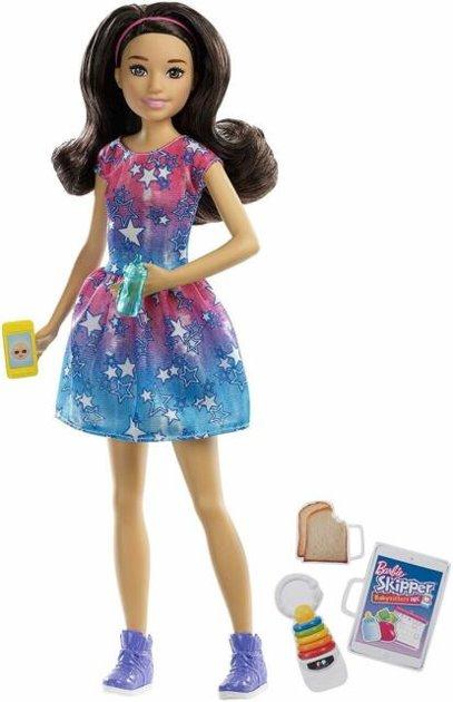 Mattel Barbie Skipper Babysitters lelle FHY89