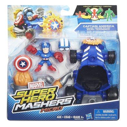 Marvel Super Hero Mashers Micro figūra ar auto
