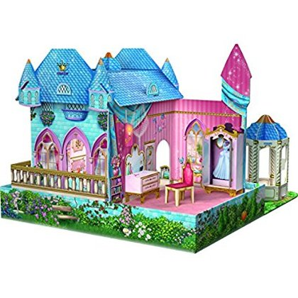 Trefl Disney Princess saliekama pils
