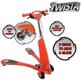 Twista propelling scooter ritenis